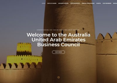 Australia United Arab Emirates Business Council